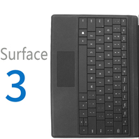 New Official Removable Original Physical Keyboard Station Stand Type Cover Case For Microsoft Surface 3 RT