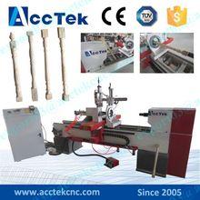 CE standard wood turning lathe cnc wood lathe machine price wood lathe tools for sale