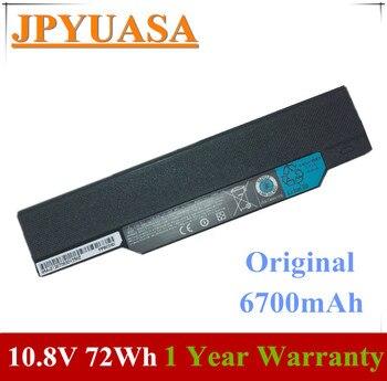 7XINbox 10.8V 6700mAh Original FPCBP325 FMVNBP210 Laptop Battery For Fujitsu CP556150-02 FPB0262