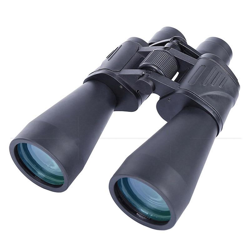 10-60X90 high magnification long range zoom hunting telescope wide angle professional binoculars high definition цены