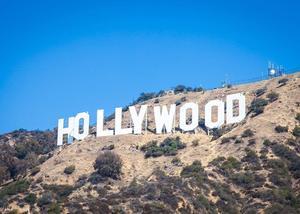 Image 4 - Fondo de fotografía con Base de Hollywood clásico de 7x5 pies