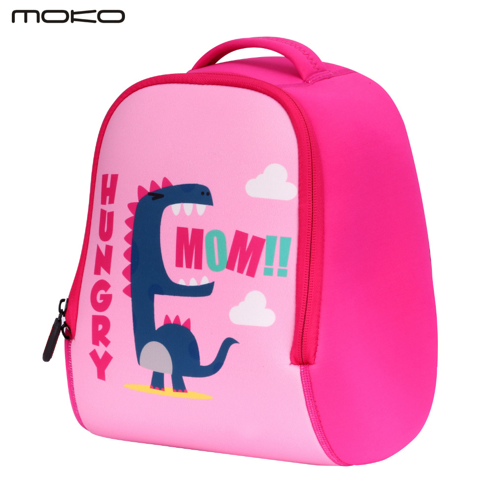 Kids Backpack, Cute Dinosaur Toddler Baby Backpack Kindergarten Children Cartoon Pre School Bags Boys Girls Gift Schoolbag