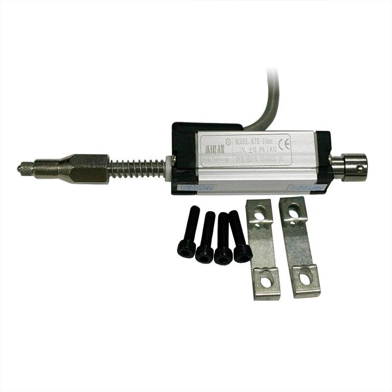 KTR-150mm Linear Displacement Sensor, Self-Recovery Springback Displacement SensorKTR-150mm Linear Displacement Sensor, Self-Recovery Springback Displacement Sensor