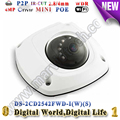 DS-2CD2542FWD-IWS Audio 4MP WDR Mini Dome Network ip Camera poe WIFI better ds-2cd2532f-is ds-2cd2532-i ds-2cd2532f 2cd2532f