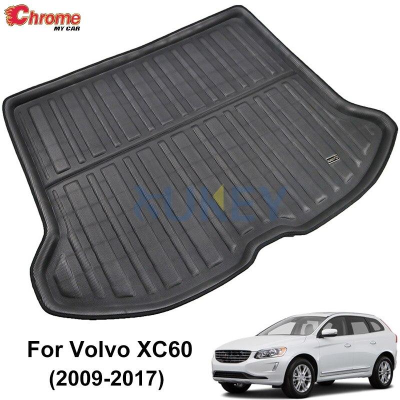 Коврик для багажника Volvo XC60 2009 2010 2011 2012 2013 2014 2016 2017