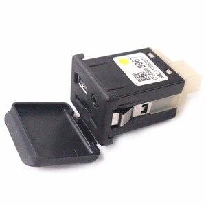 Image 2 - カーアクセサリー 25908967 フィット Gmc ビュイックシボレー新センターコンソール Aux/USB ポート