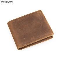 Men Money Clip Wallet Clutch Hot Sale Short Purse Wallet Male Genuine Leather Wallet Purse Money