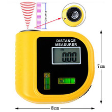 18 M Rangefinder Digital Laser Distance Meter Battery-powered Laser Range Finder Tape Distance Measure Device Ruler Test Tool