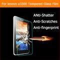 """Mejor Prima de cristal templado de cine Para Lenovo A7-30 A3300 7.0 """"tablet pc Anti-añicos Protector de Pantalla de Cine + paquete al por menor"""