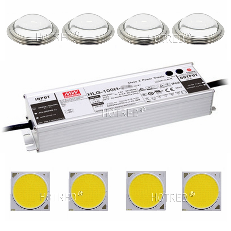 D'origine Cree COB CXB3590 CXB 3590 LED élèvent la lumière 3000 K/3500 K/5000 K CD Bin 80 CRI 36 V cob LED élèvent la lumière pour les plantes médicales - 3