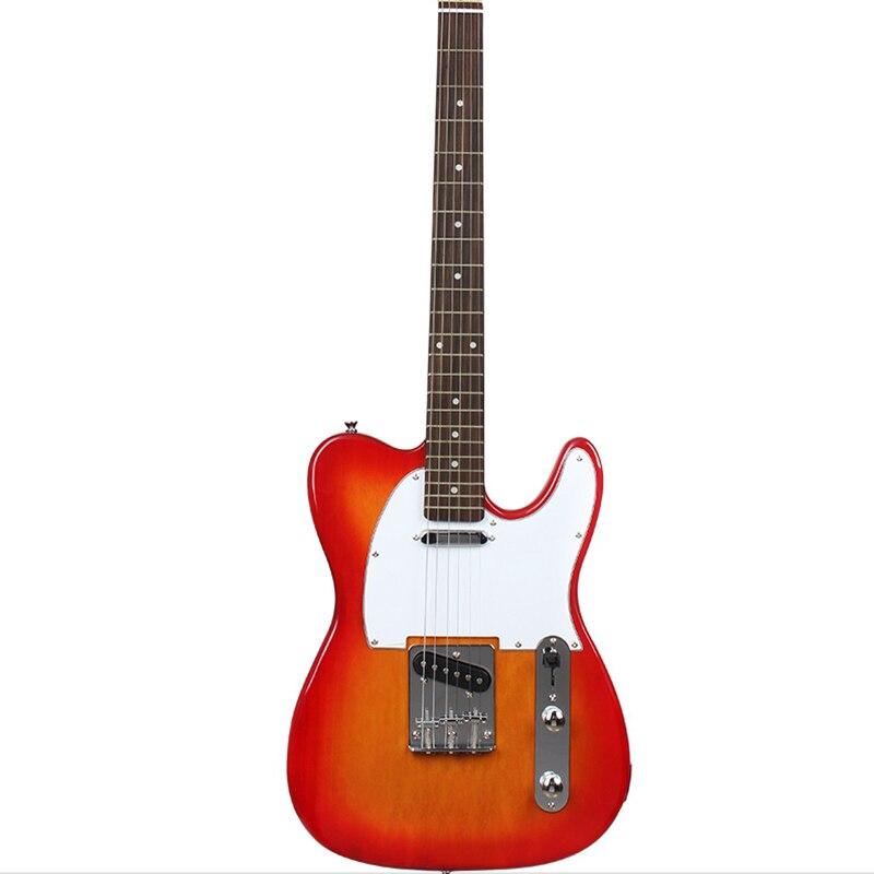 Guitare électrique LT 39 pouces 6 cordes palissandre touche Instruments de musique guitare professionnelle Telecaster Tele