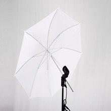 TRUMAGINE 1PC 33inch Picture Studio flash Gentle Umbrella Translucent Pictures Lighting Equipment
