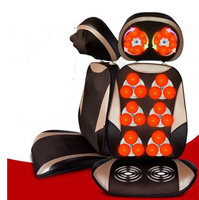 Cervical spine massager massage cushion household multi function electric massage chair cushion
