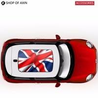 Sunroof Sticker sun Graphics Decoration Wave UK For Mini Cooper clubman countryman hatchback R50 R53 R55 R56 R60 R61 F54 F55 F56