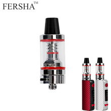 FERSHA electronic cigarette 80W high power 510 metal material Vape mod kit box 0.35ohm electronic aerosolizer