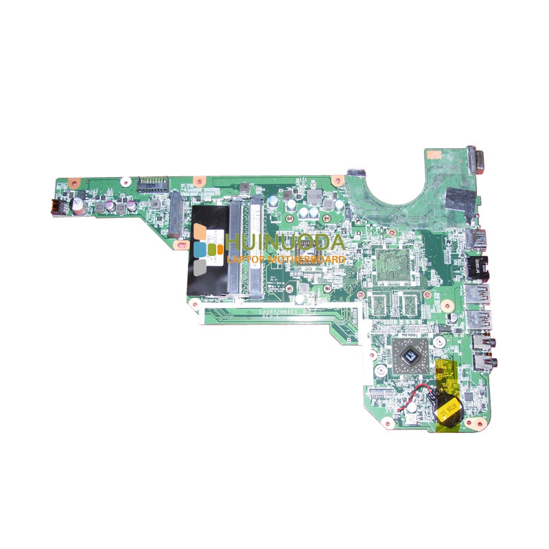 NOKOTION DA0R52MB6E0 697230-001 697230-501 For HP Pavilion G4 G6 G4-2000 G6-2000 Laptop motherboard CPU onboard DDR3 657146 001 main board for hp pavilion g6 laptop motherboard ddr3 with e450 cpu