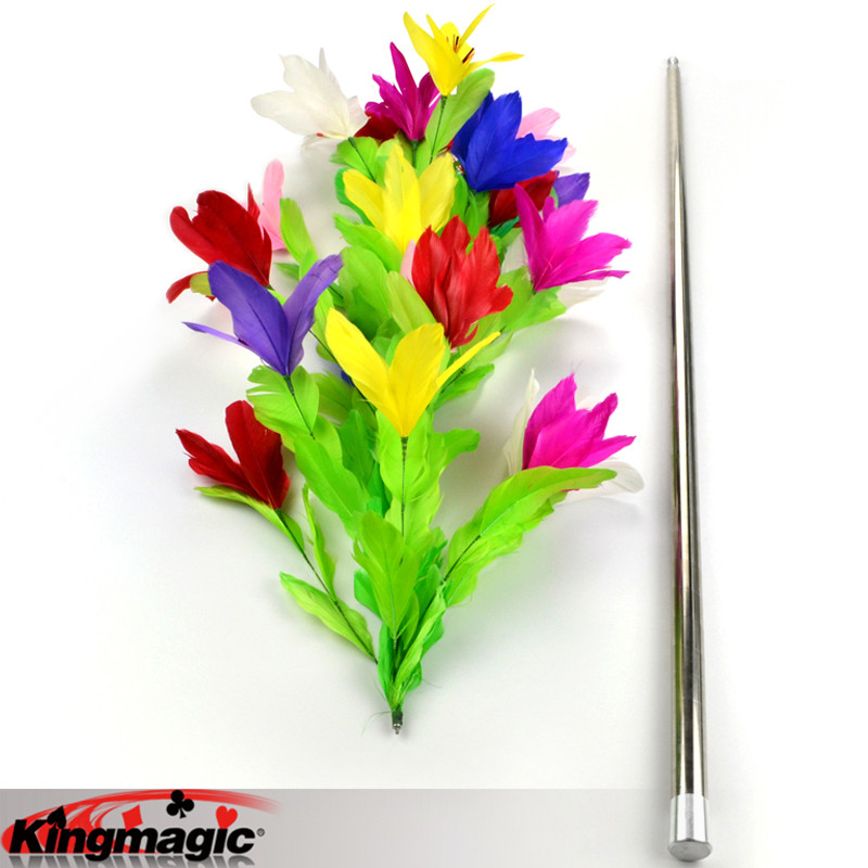 d5af4f8d98f84 Znikający Trzciny Do Kwiat Król Sztuczki Magiczne Rekwizyty Zabawki E-mail  Wideo Do Ciebie