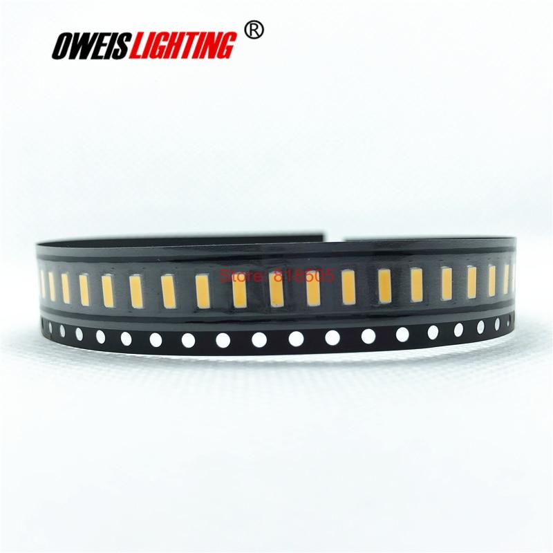 100PCS 4014 WHITE SMD LED 0.2W 60mA 22-24lm 2.8-3.0v White 6000-7000k Warm 2800-3200k Cool 10000-13000k Natural 4000-4500k