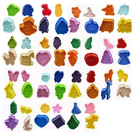 Venta caliente 68 estilos puede elegir herramientas de decoración de pasteles Ga