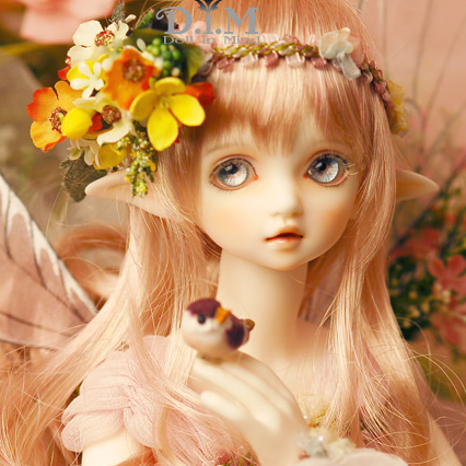 1/4 scale BJD lovely cute BJD/SD kid sweet girl DIM flowen human Resin figure doll DIY Model Toys.Not included Clothes,shoes,wig 1 4 scale bjd lovely kid cute bjd sd human body teschen