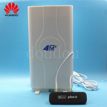 Unlocked New Huawei E3372 E3372s-153 4G LTE 150Mbps with Antenna 4G USB modem 4G Dongle Modem Stick Datacard PK E8372 K5160