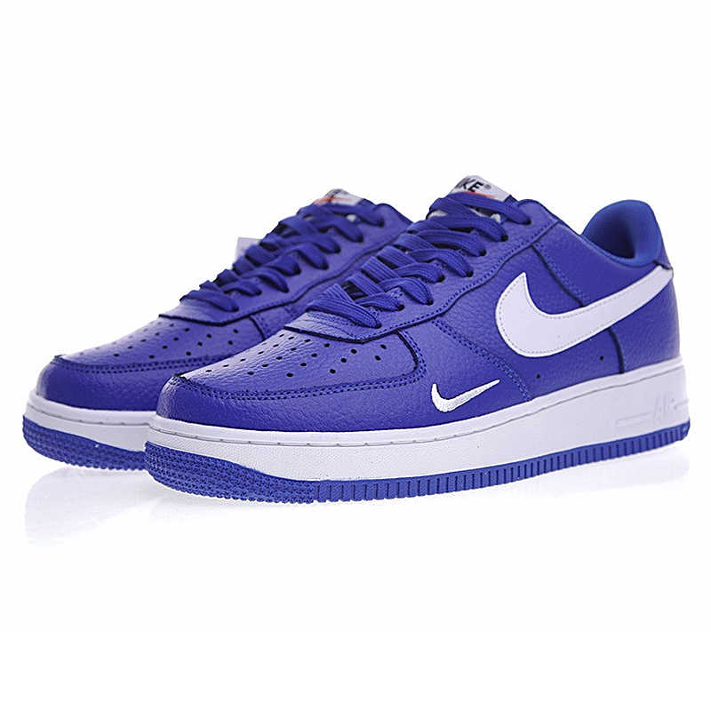 check out 9de06 84ee5 ... Original Nike Air Force 1 One Low Help AF1 Men s Skateboarding Shoes,Male  Sport Outdoor ...
