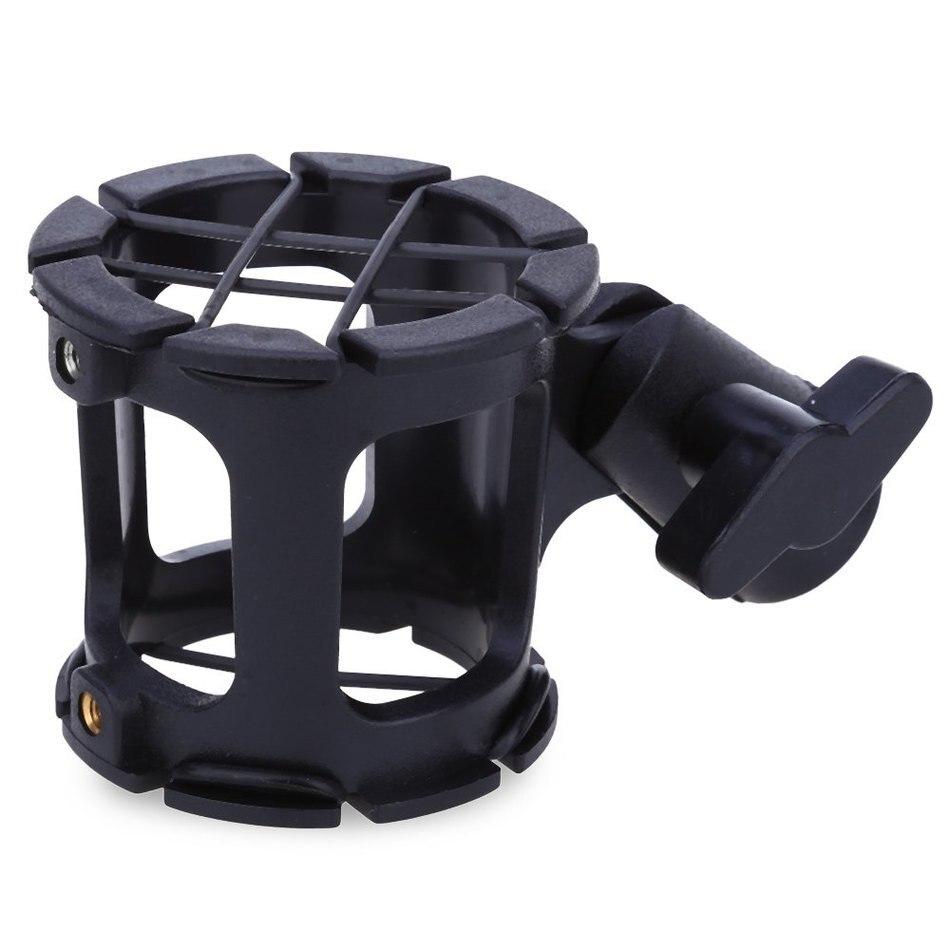 Unterhaltungselektronik Drahtlose Universal Mikrofon Suspension Shock Mount Bleistift Clamp Kondensator Halter Clip Geeignet Für Mic Durchmesser 45mm Mikrofonstativ