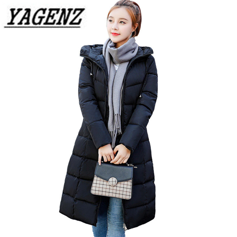 Large size 5XL 6XL Women   Parka   Winter Down cotton Jacket Warm Thick Hooded Coat Casual Female Winter Jacket Long Overcoat Coat