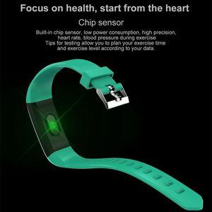 Image 5 - Nuovo 2019 Braccialetto Intelligente Bluetooth di Sport Wristband Heart Rate Monitor Guarda Attività Fitness Tracker Sonno Tracker PK Mi Fascia 4