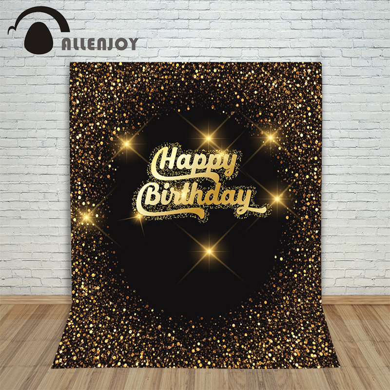 AllenJoy Photography children's background birthday festive confetti balloons candles photocall send folded lovely studio photo photography children s background birthday vintage bear balloons garland digital printing party send folded studio photo prop