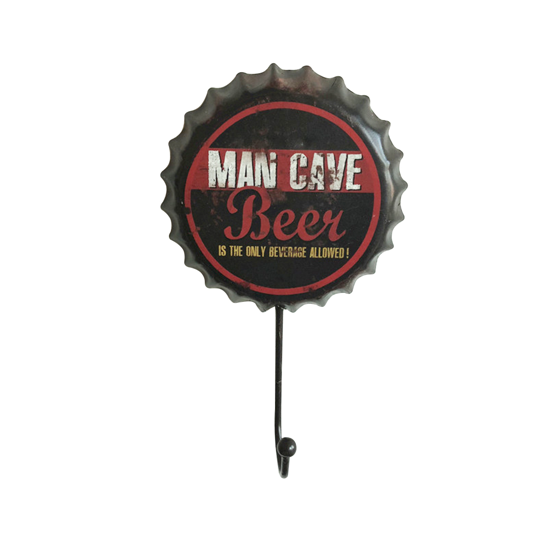 New Retro Creative Beer Cover Hook