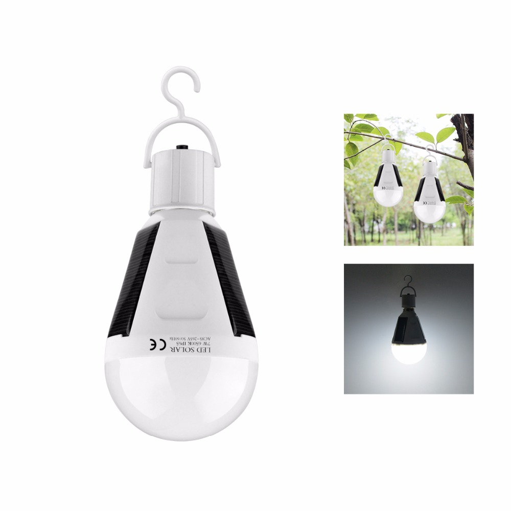 Search For Flights 12w Solar Powered Portable Led Bulb Ac85-265v Rechargeable E27 Led Lamp Home Emergency Led Lighting Outdoor Camping Tent Lights Outdoor Lighting Lights & Lighting