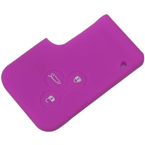 Image 4 - Jingyuqin porte cartes 3 boutons en Silicone