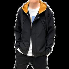 Brand Men's Jacket Men Fashion Outwear Z