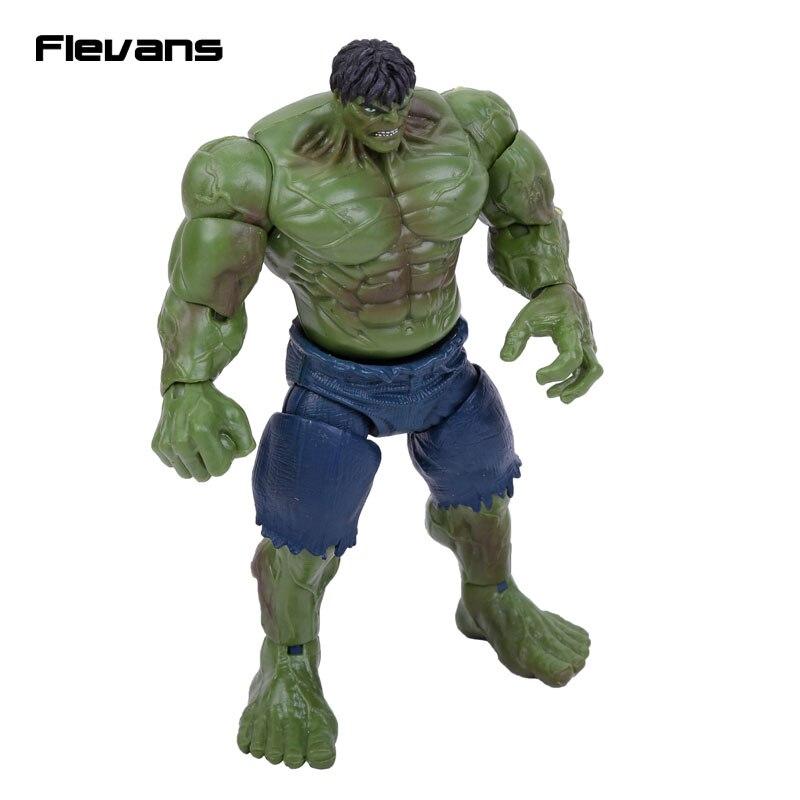 Original Good Quality Hulk PVC Action Figure Collectible Model Toy 6 15cm marvel select avengers hulk pvc action figure collectible model toy 10 25cm