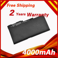 4000mAh Laptop Battery for HP Pavilion 740 745 750 755 840 845 850 855 G1 G2 Series CM03XL CM03 CM03050XL HSTNN IB4R 717376 001