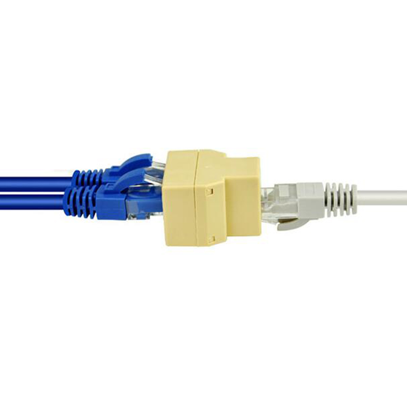 popular ethernet connector buy cheap ethernet connector lots from socket rj 45 splitter adatper connector ethernet network adapter rj45 splitter cable cat5 cat6 lan