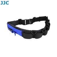 JJC GB 1 Utility Photography Belt Fits Up To 5 Optional JJC DLP Series Lens Pouches