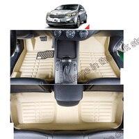 Lsrtw2017 Быстрая доставка кожа автомобиль коврик для kia forte 2012 2013 2014 2015 2016 2019 2018 2017 kia k3 cerato