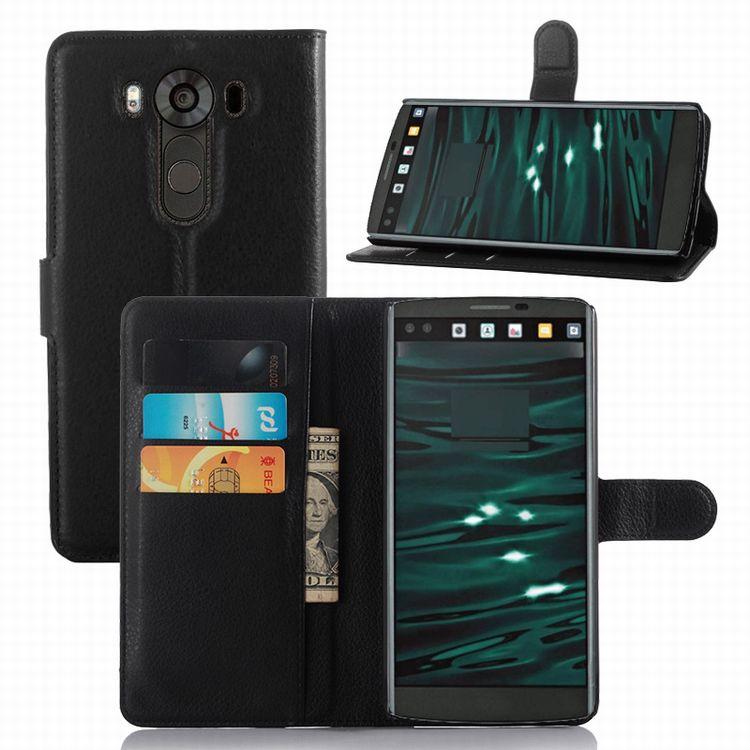Для <font><b>LG</b></font> <font><b>G4</b></font> Pro V10 чехол модные роскошные Filp личи кожаный бумажник Стенд телефон Чехол сотовые телефоны для <font><b>LG</b></font> <font><b>g4</b></font> Pro