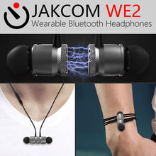 Cheaper JAKCOM WE2 Wearable Bluetooth earphones New Product of spare parts mobile phone bluetooth handsfree wireless earbuds