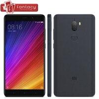 Original Xiaomi Mi5s Plus Mi 5s Plus 4GB 64GB Snapdragon 821 Quad Core NFC Fingerprint ID FDD 13MP x 2 5.7