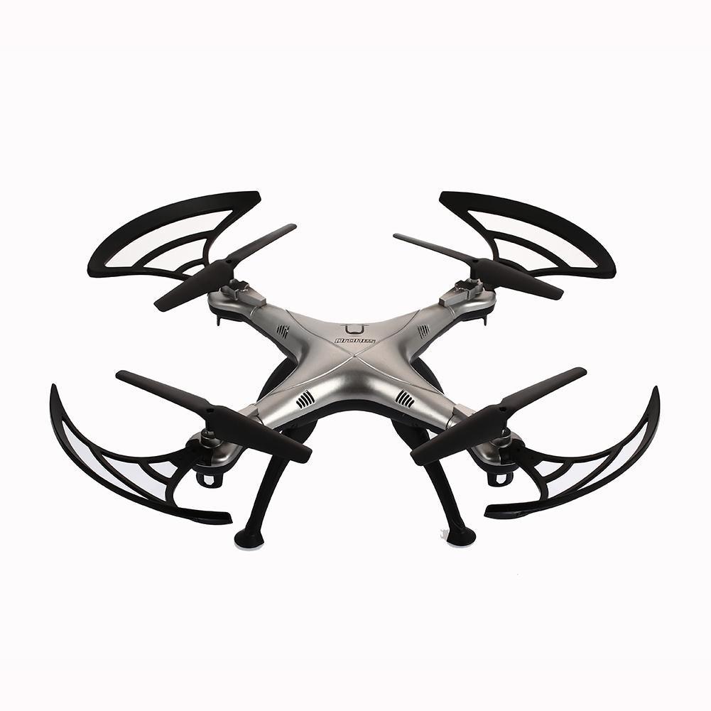 Innovative Drone Quadcopter Aircraft UAV 2.4GHz 4 Channel 6-Axis Gyro Emergency Stop One Key Return Headless Mode