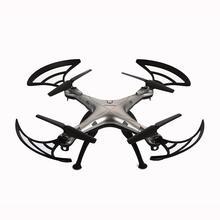 Inovador Aircraft UAV Drone Quadcopter 2.4 GHz 4 Canal 6-Axis Gyro Headless Modo de Parada De Emergência De Um Retorno