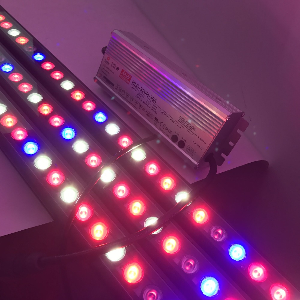 Idea Light Hydroponics Led Grow Light Bars/Strip, Hydroponics Vertical Farm System Led Grow Light Bar, Hydroponics Lighting