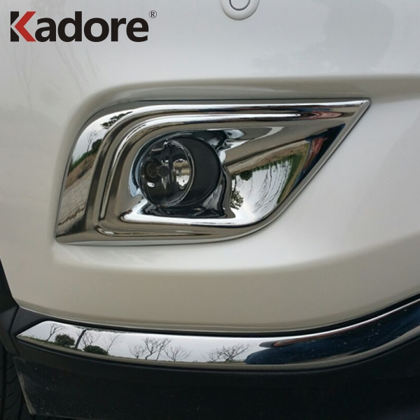 2017 Nissan Murano Exterior: Fit For Nissan Murano 2015 2016 2017 2018 ABS Chrome Front