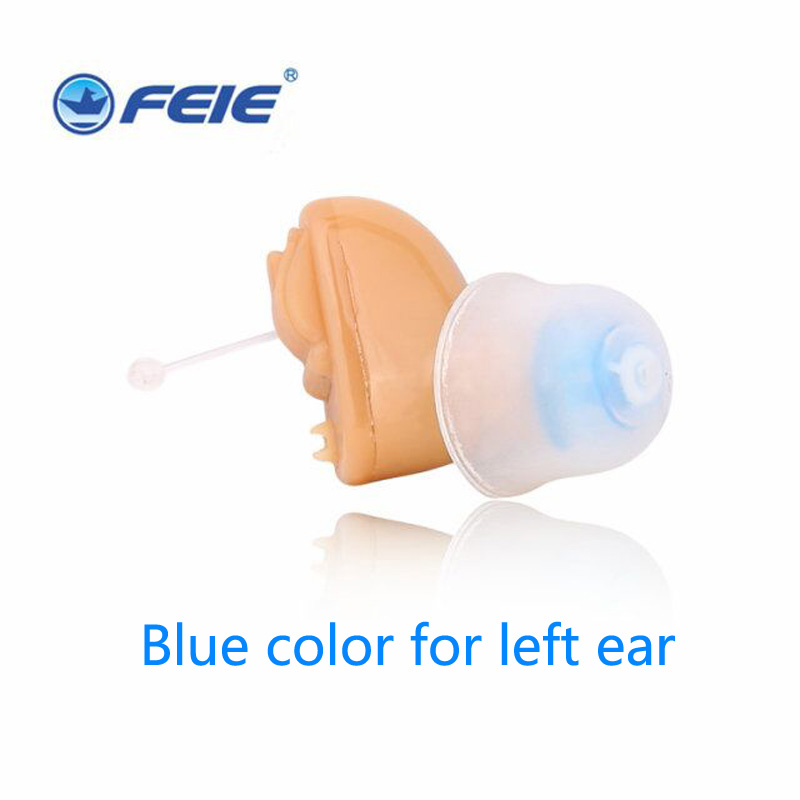 Hearing Aid for Elderly Super Mini Ear Care Sound Amplifier Paypal Hearing Aids Earphones Cheapest Black Friday In 2017 fashion professional in ear earphones light blue black 3 5mm plug 120cm cable