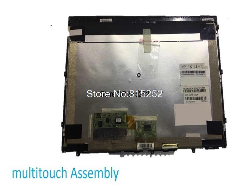 Laptop LCD Touch Screen For LENOVO For Thinkpad X220t x220IT X230t X230IT FTU3-12WO4C-03X 42.4KJ02.005 multitouch LP125WH2-SLB1 12 5 lcd laptop touch screen panel with lcd back rear cover hinge cable for thinkpad twist s230u lp125wh2 sl t1