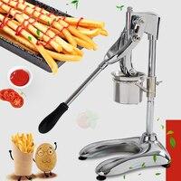 Máquina exprimidora de patatas fritas de 30CM de largo de acero inoxidable comercial|Procesadores de alimentos| |  -
