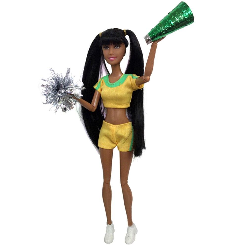 Baby Born Puppe Baby Bewegliche Gelenk Afrikanischen Puppe American Girl Puppe & Zubehör lol Kid Spielzeug Geschenk Dropshipping Großhandel